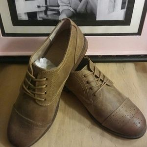 New Brown Loafers